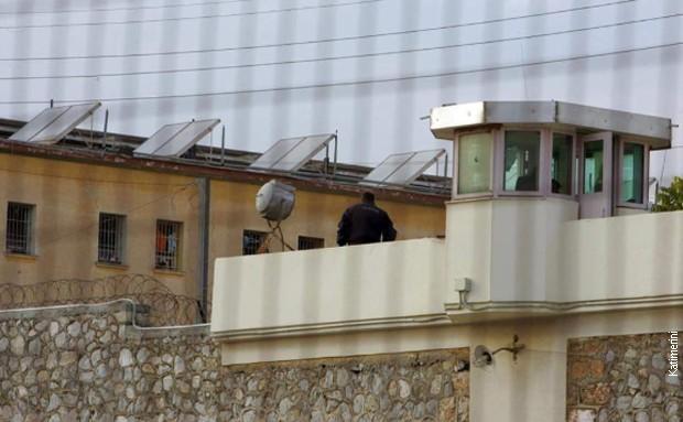 Tuča u grčkom zatvoru, Albanci protiv ostalih