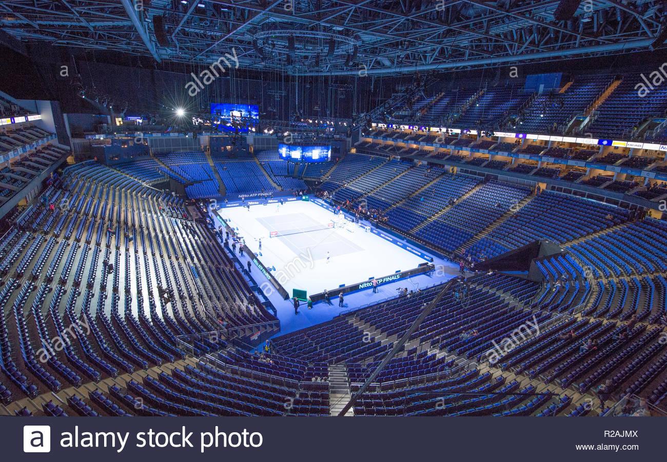 Završni ATP turnir u Londonu ove godine bez publike
