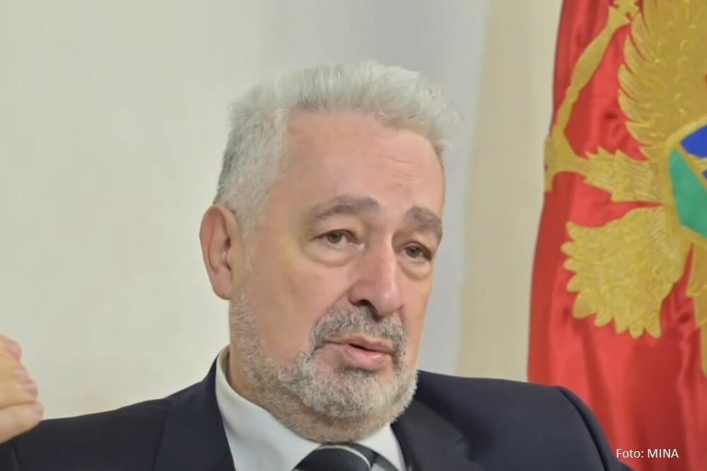 Krivokapić naredio povratak svih ambasadora u zemlju