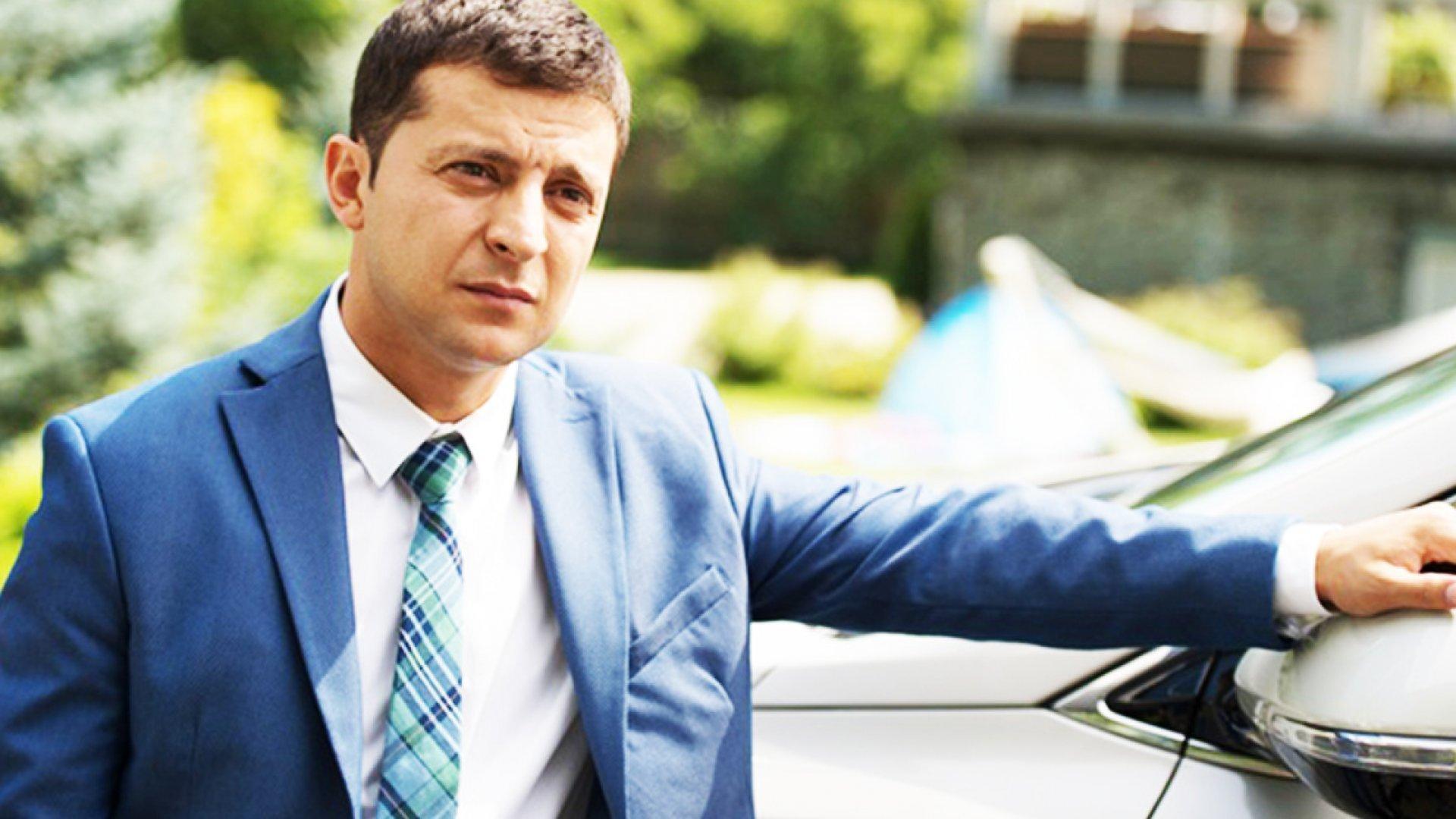 Komičar vodi na izborima u Ukrajini, sa Porošenkom u drugom krugu