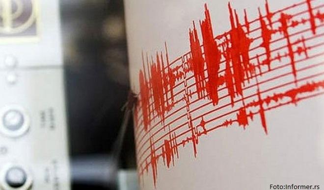 Jak zemljotres pogodio Tajvan