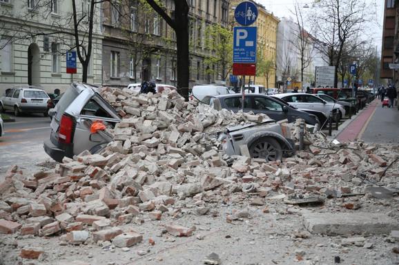 Hrvatska dobija od EK skoro 89 miliona evra zbog zemljotresa