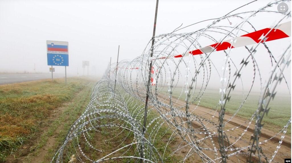 Hojs najavio produžavanje žičane ograde na granici sa Hrvatskom