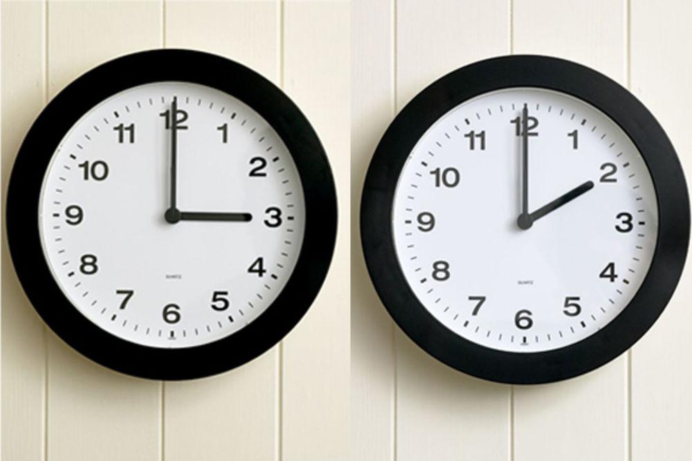 Počinje zimsko računanje vremena, kazaljku na satu vraćamo jedan sat unazad