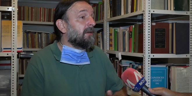 """Visoko priznanje """"Pečat hercega Šćepana"""" Živojinu Rakočeviću"""