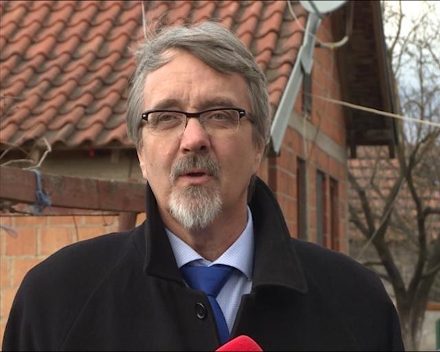Pomoćnik direktora Kancelarije za KiM Zoran Bojović danas u Kosovskoj Kamenici i Gnjilanu