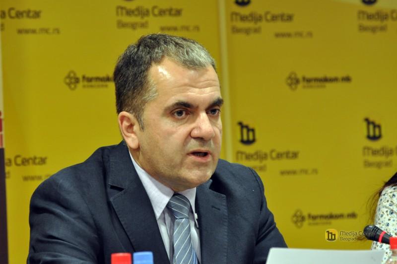 Pašalić: Zaštititi medijske radnike od napada i u ostvarivanju prava u oblasti ekonomske sfere
