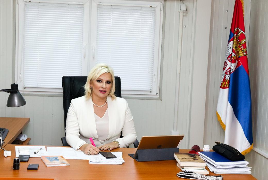 Mihajlovićeva najavljuje ulaganja u aerodrome