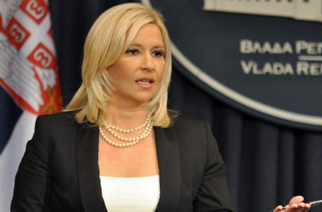 Mihajlovićeva: Opozocija umesto ideja iznela uvrede