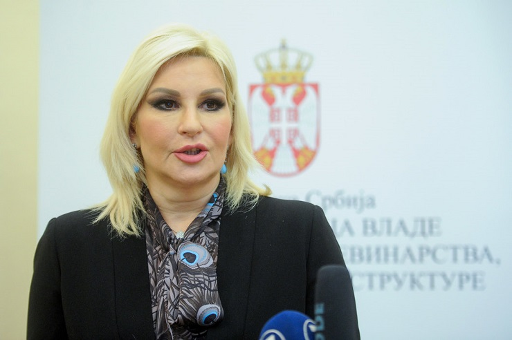 Mihajlovićeva čestitala Ramazanski bajram
