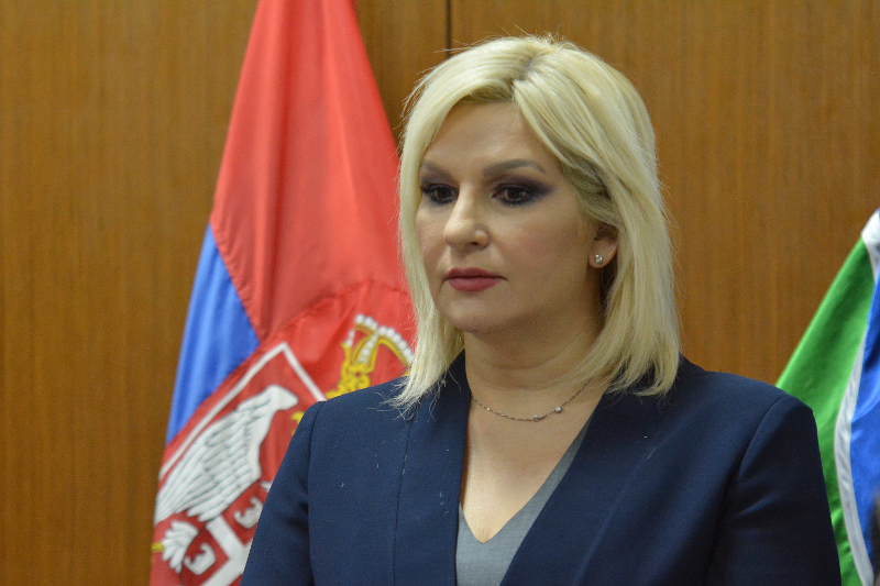 Mihajlović: Opozicija bez argumenata, građani daju sud