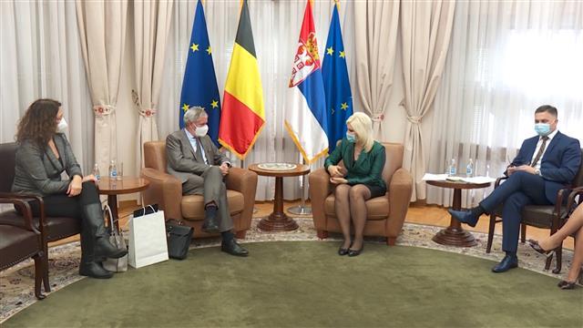 Bolja saradnja Srbije i Belgije u rudarstvu i energetici