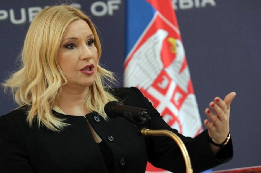 Mihajlović o projektima s predstavnicima DFC-a i EXIM bankom