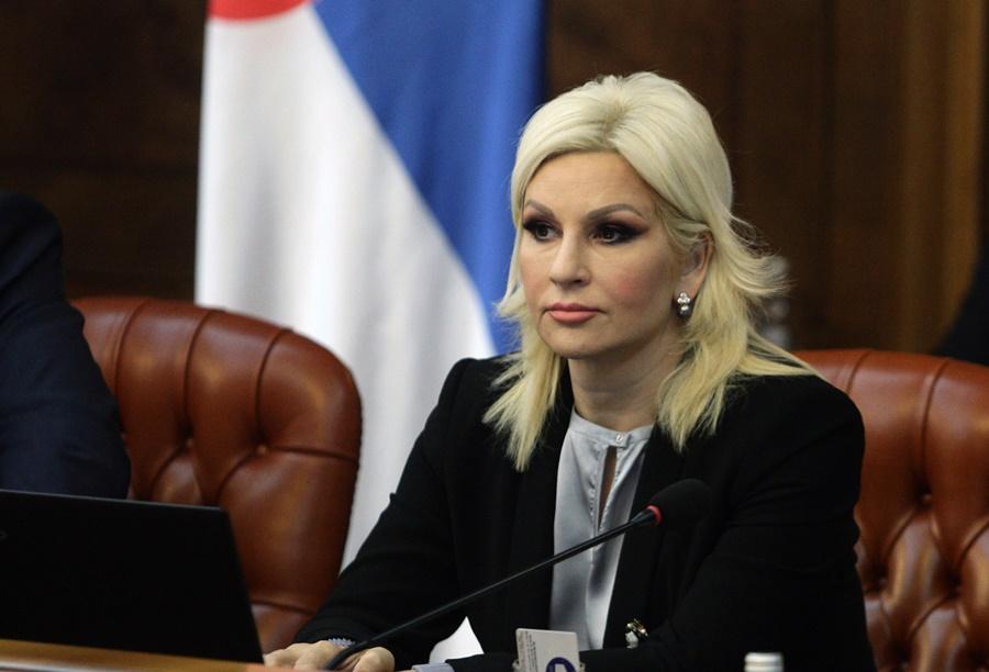 Mihajlović sa direktorima JP, Bajatović udaljen sa sastanka
