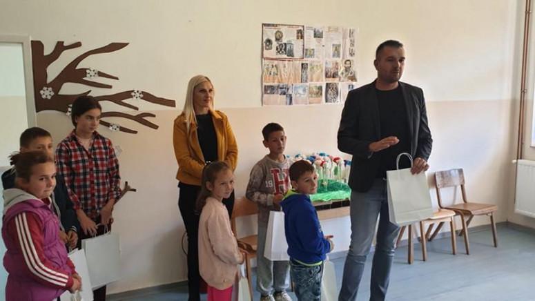 Osnovci u Drijenu dobijaju novu školu