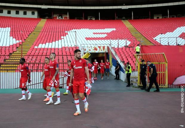 Zvezda protiv Evrope sa Gibraltara na startu kvalifikacija za LŠ